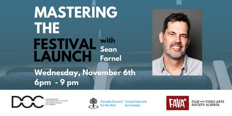 Mastering the Festival Launch with Sean Farnel tickets