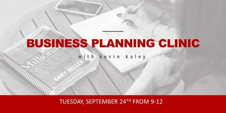 (FREE 3hr CE) MREA Business Planning Clinic w/ Kevin Kaley tickets