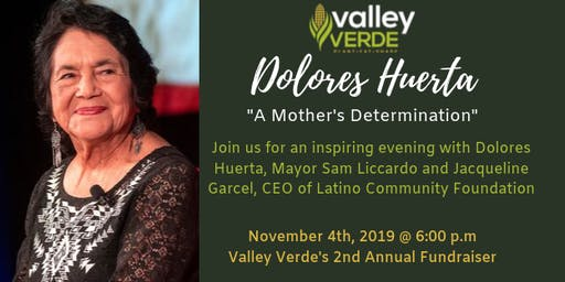 Dolores Huerta: A Mother's Determination
