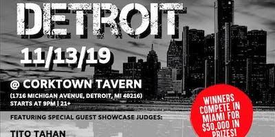 Coast 2 Coast LIVE Artist Showcase Detroit, MI - $50K Grand Prize