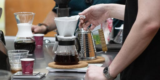 Saturday Tasting! Oct 26th: Your favorite Klatch Coffee Baristas