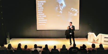 PALESTRA MENTE VENCEDORA - INTELIGÊNCIA EMOCIONAL E CONSCIENCIAL em CHAPECÓ ingressos