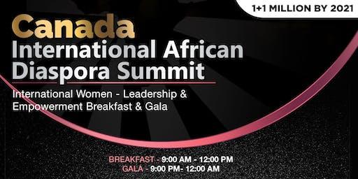 International African Diaspora Summit - LEADERSHIP & EMPOWERMENT DAY