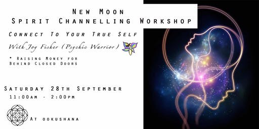 New Moon Spirit Channelling Workshop: Connect To Your  True Self