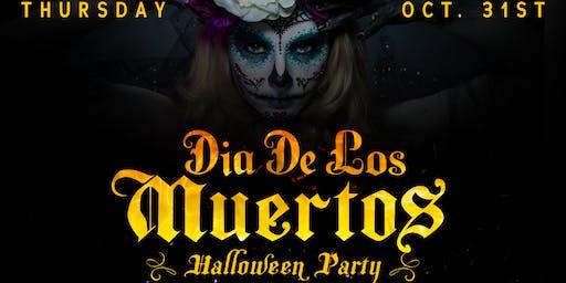 Dia de los Muertos Halloween Party at Hot Taco