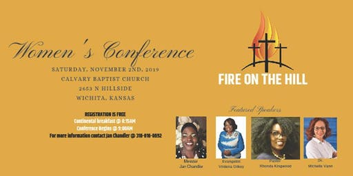 Fire on the Hill Women's Conference