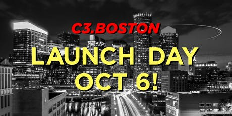 C3 Seaport Church Launch Day! tickets