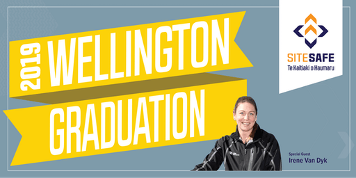 2019 Site Safe Wellington Graduation Event