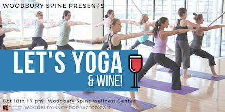 Let's Yoga & Wine! tickets