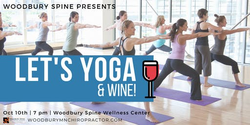 Let's Yoga & Wine!