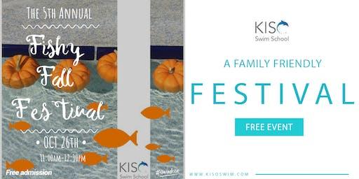 5th Annual Fishy Fall Festival