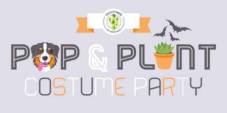 Pups and Plants Costume Party tickets