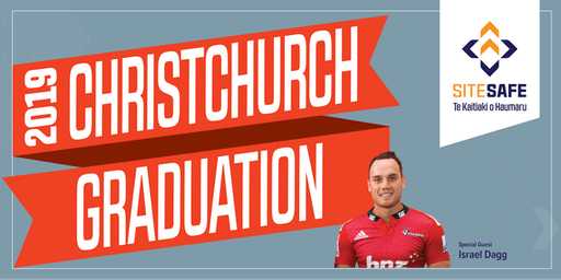 2019 Site Safe Christchurch Graduation Event