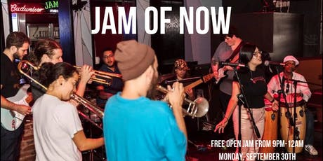 Jam of Now! A Free Monthly Jam tickets