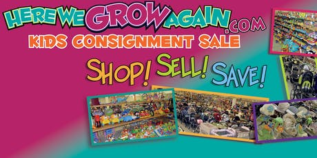Here We Grow Again - KC West - Spring 2020 Sale! tickets