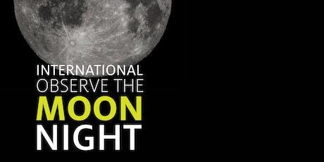International Observe the Moon Night: Guest speaker Pamela Gray tickets