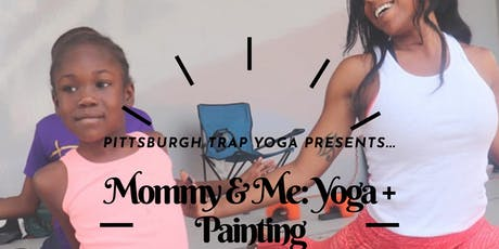 Mommy & Me Trap Yoga tickets