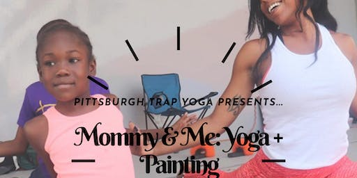 Mommy & Me Trap Yoga