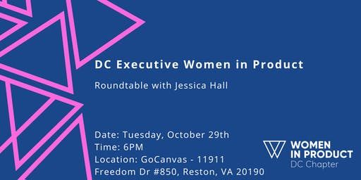 DC Executive Women in Product Roundtable