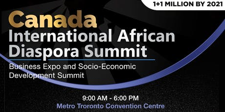 Business Expo and Socio-Economic Development Summit tickets