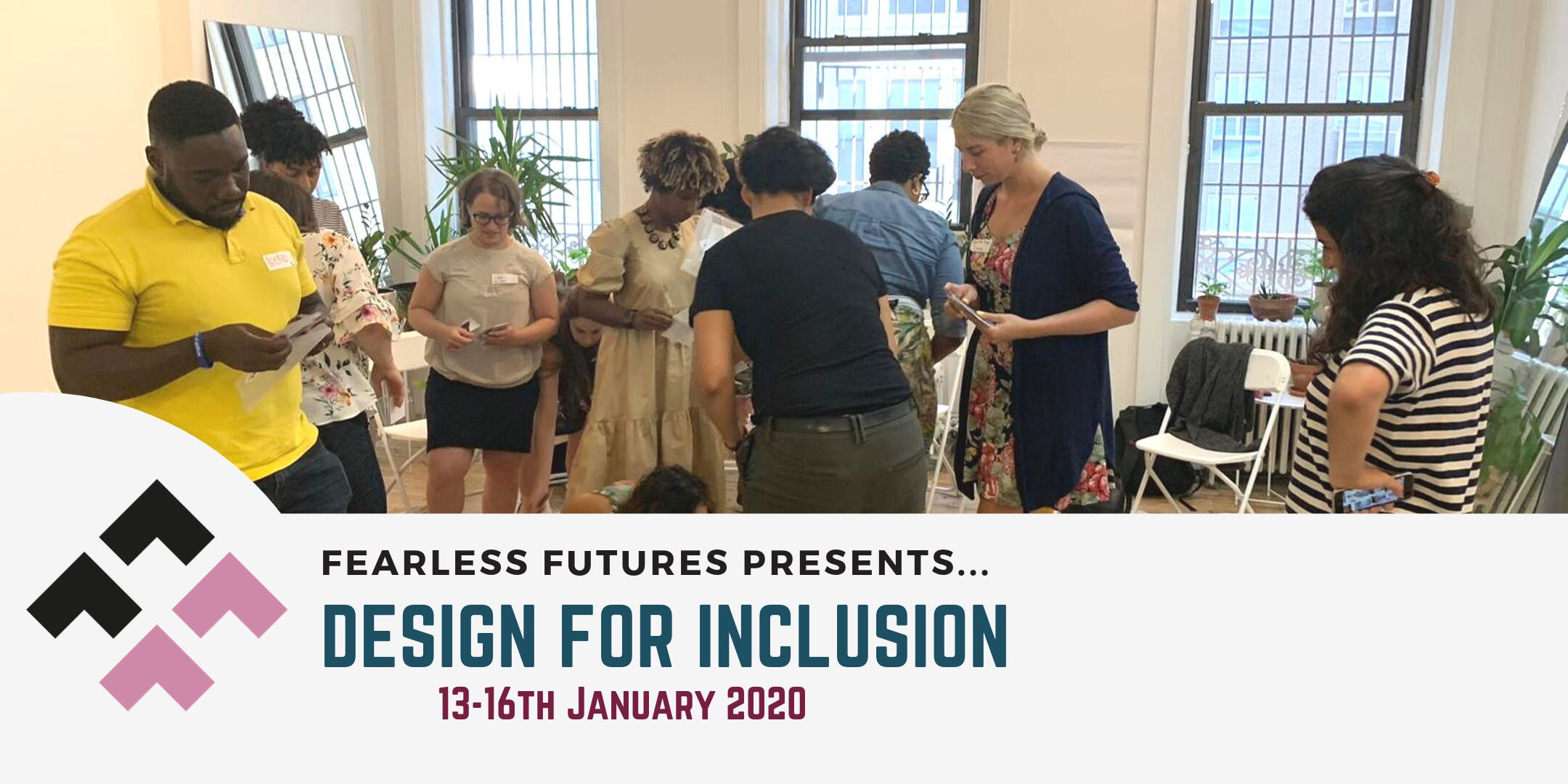 January 19th 2020 Events New York.Design For Inclusion Ny 13 15th January 2020