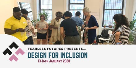 Design for Inclusion NY: 13-16th January 2020  tickets