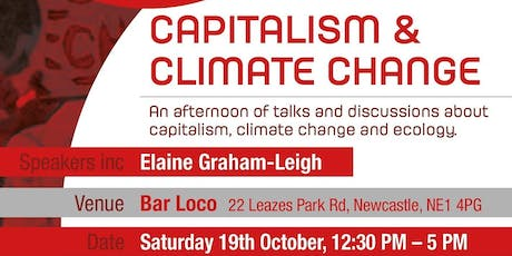 Capitalism and Climate Change - Newcastle Event tickets