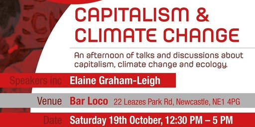 Capitalism and Climate Change - Newcastle Event