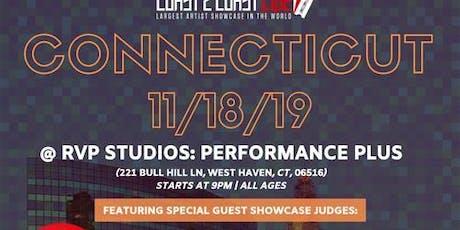 Coast 2 Coast LIVE Artist Showcase Connecticut, CT - $50K Grand Prize tickets