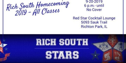 Rich South Homecoming 2019 - ALL Classes