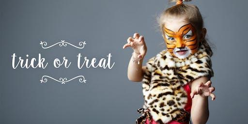 Halloween Express Mall-O-Ween Extravaganza