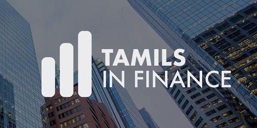 Tamils in Finance - Industry Launch & Mixer