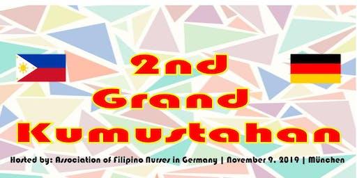 2nd Grand Kumustahan of Filipino Nurses in Germany 2019