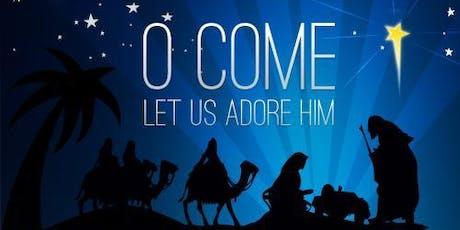 O Come Let Us Adore Him Advent Retreat tickets