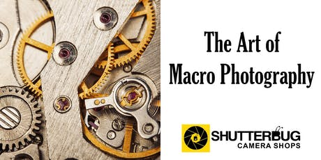 The Art of Macro Photography tickets