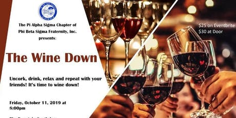 The Wine Down - Fall Edition tickets