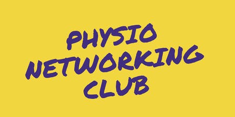 Physio Networking Club tickets