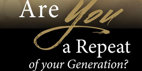 """MALESSIA J. POE """"ARE YOU A REPEAT OF YOUR GENERATION?"""" AUTHOR BOOK SIGNING tickets"""