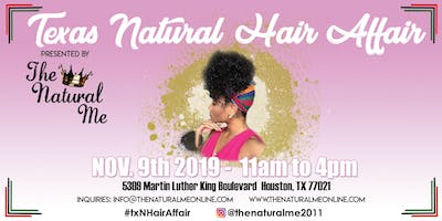 TEXAS NATURAL HAIR AFFAIR by The Natural Me