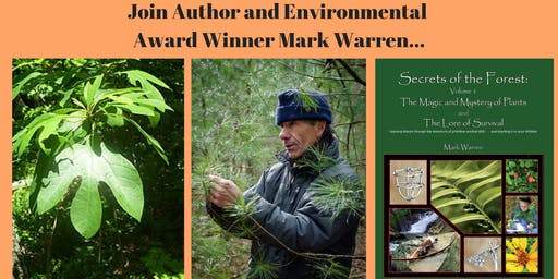 "Mark Warren Presents ""Cherokees of the Southern Appalachia"""