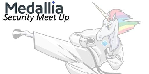 Medallia Security Meet Up