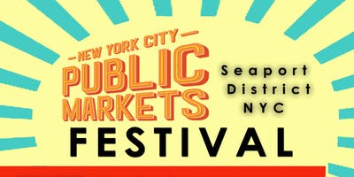 event image New York City Public Markets Festival