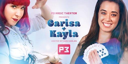 Friday Night Mysteries with Kayla Drescher & Carisa Hendrix