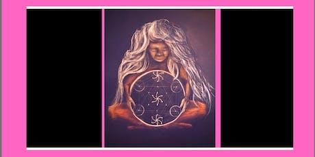 ART CREATE MEDITATE - Healing & Nurturing Our Inner Child- October Series tickets