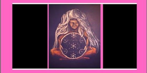 ART CREATE MEDITATE - Healing & Nurturing Our Inner Child- October Series