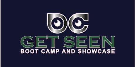 Get Seen Showcase tickets