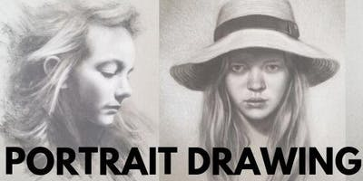 *****/Teen Class: Portrait Drawing
