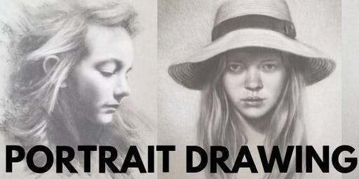 Adult/Teen Class: Portrait Drawing