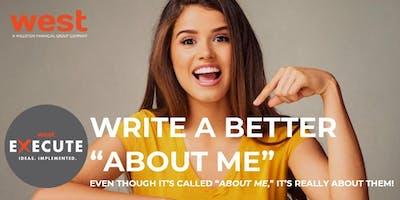 Write your perfect Bio