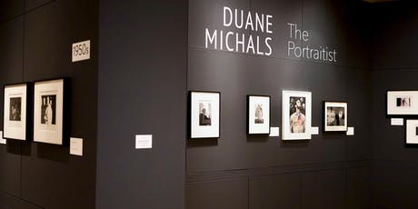 Food for Thought: Duane Michals: The Portraitist tickets